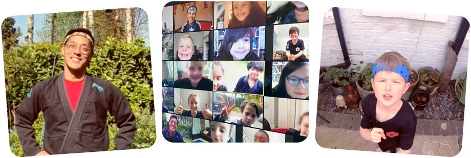 Screenshots of Students